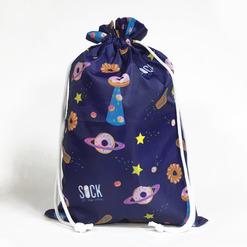 Glazed Galaxy Gift Bag in Blue